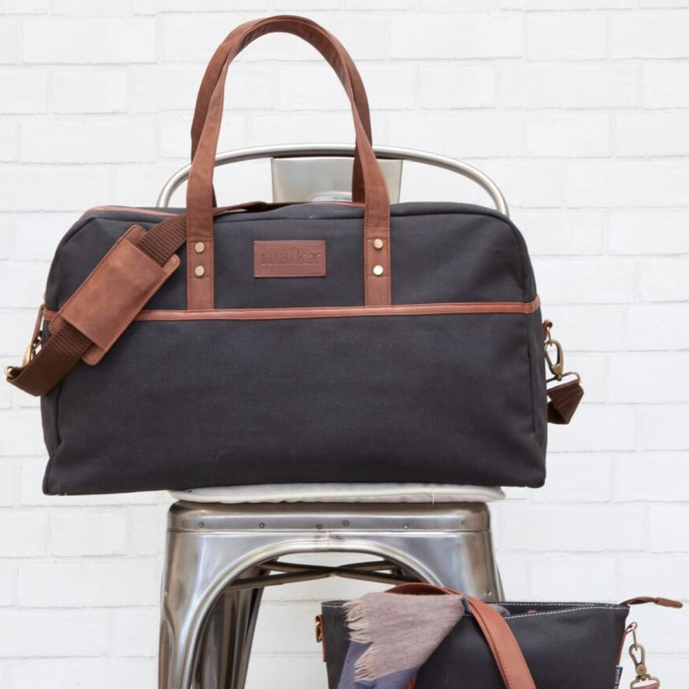 MK Duffel Bag - Waxed Ash / One Size - Accessories