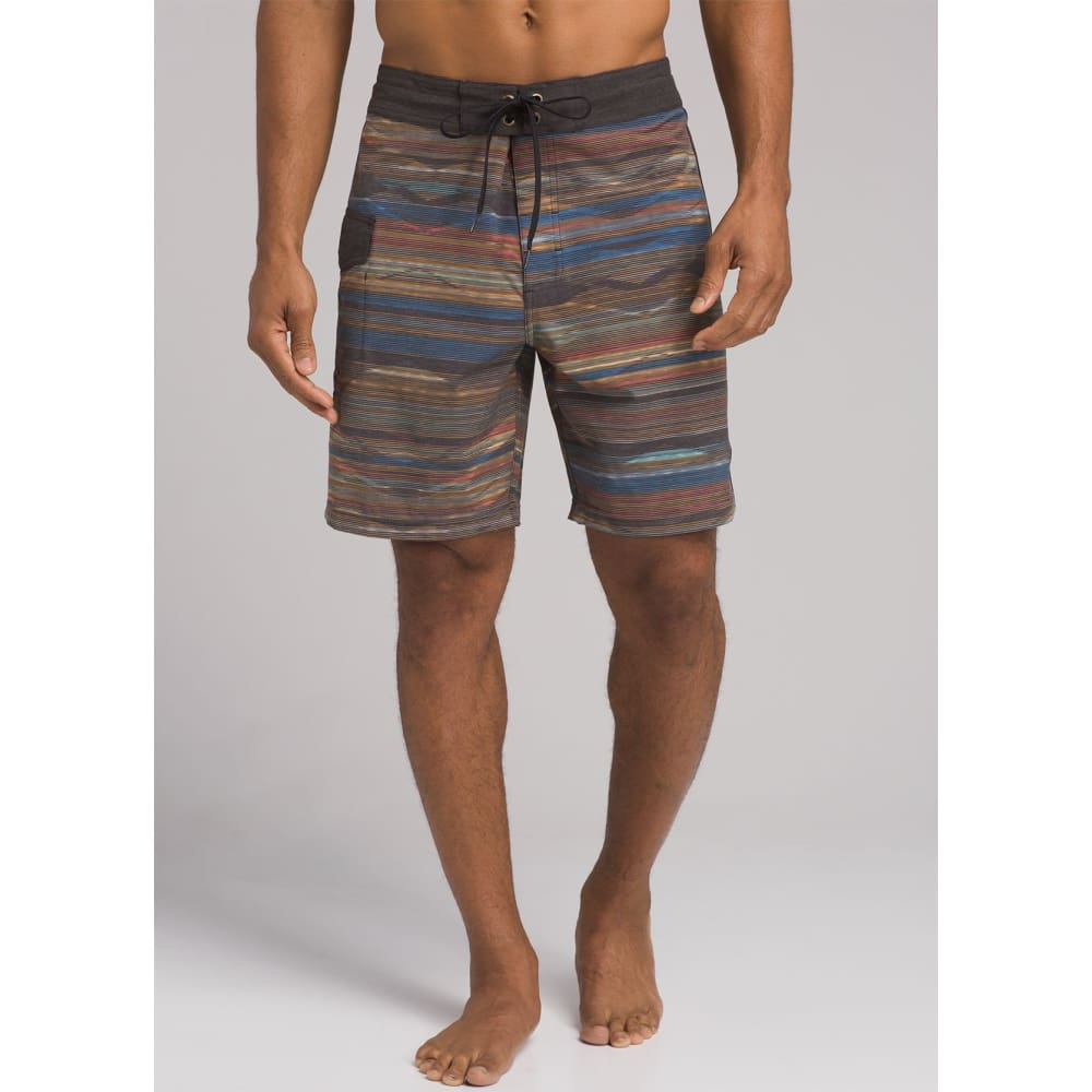 PL Board Short Sander - Black Sunrise / 32 - Clothing