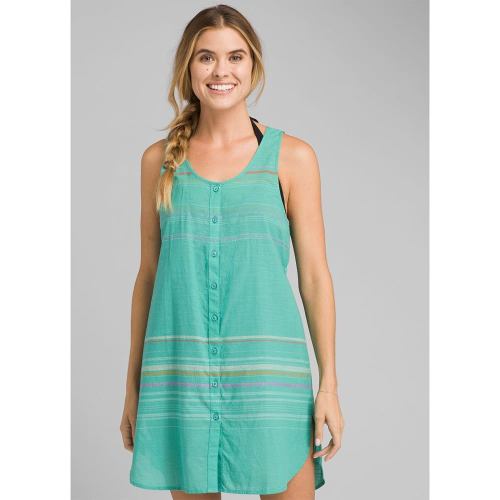 PL Marigold Tunic - Lagoon Blue / Small - Clothing