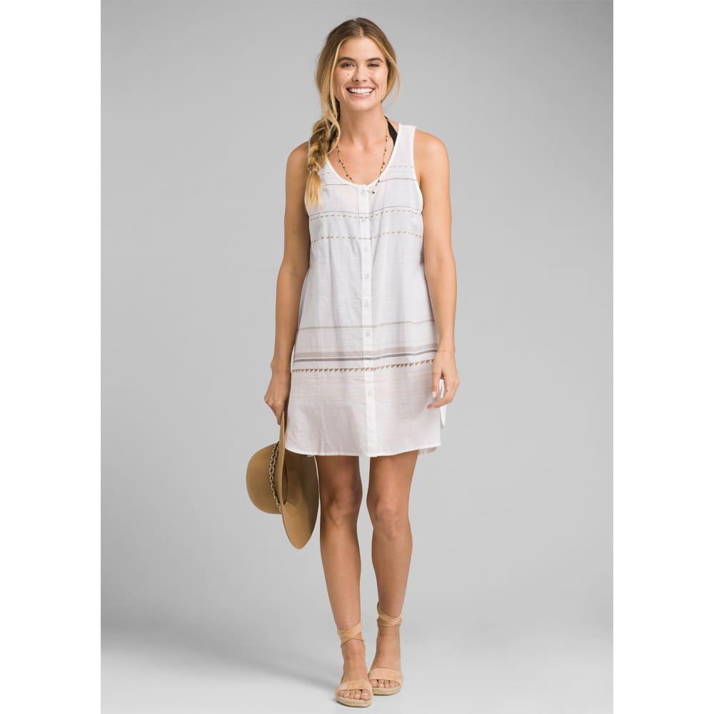 PL Marigold Tunic - White / Small - Clothing