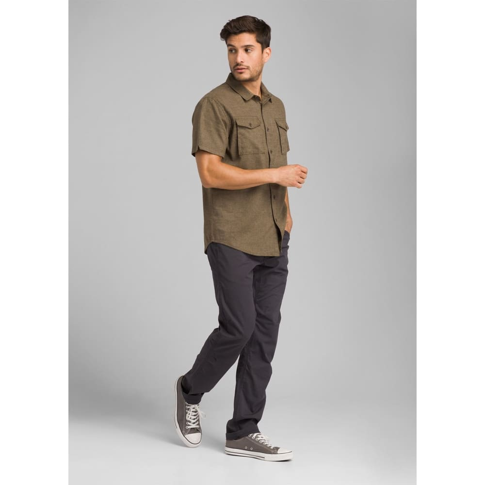 PL Merger SS Shirt Slim - Clothing