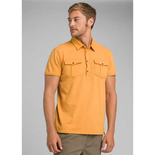 PL Montroyal Polo - Curry / Medium - Clothing