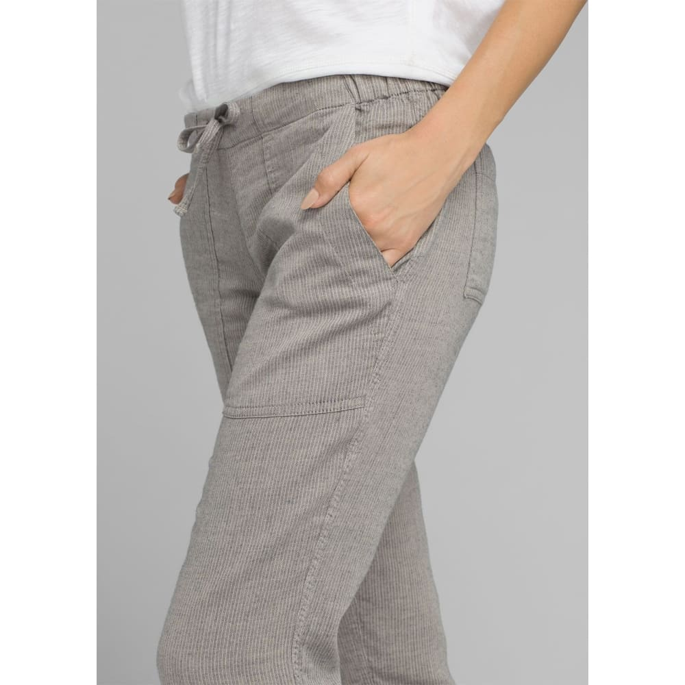 PL Pant Soledad - Pebble Grey / Small - Clothing