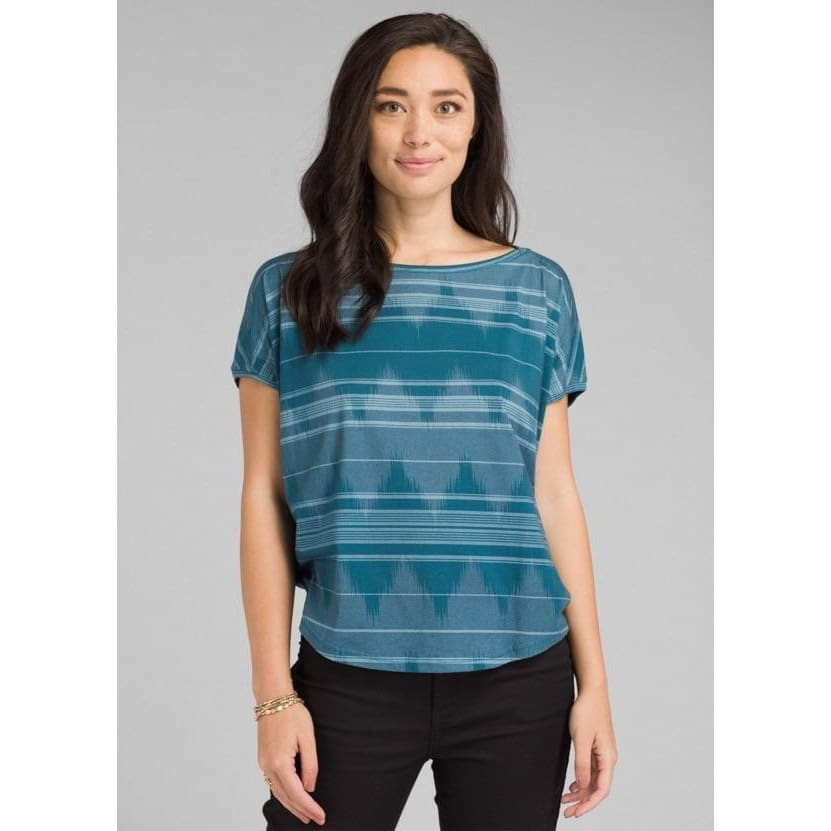 PL Shenay Top - Blue / X-Small - Clothing