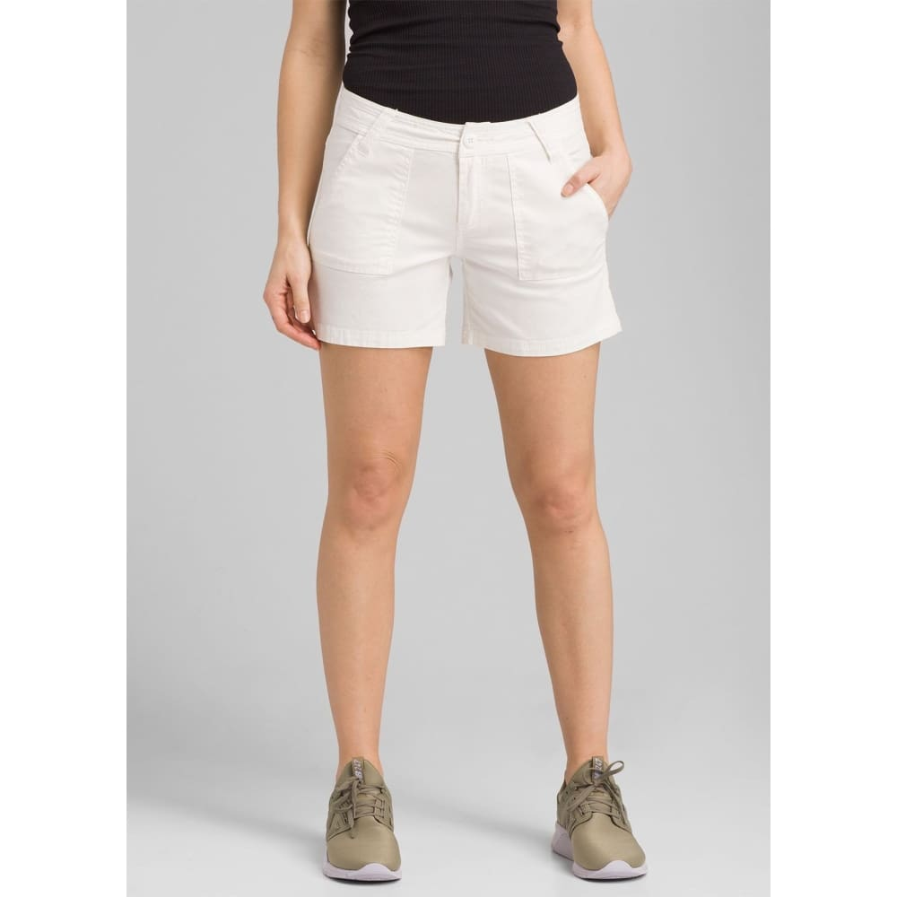 PL Short Tess - White 3 Inseam / 2 - Clothing