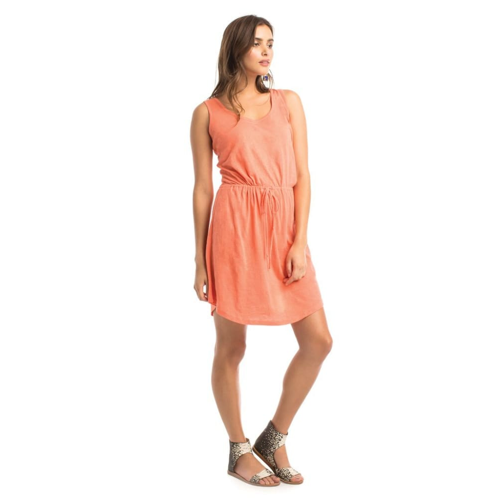 S Dress Seabright - Coral / X-Small - Clothing