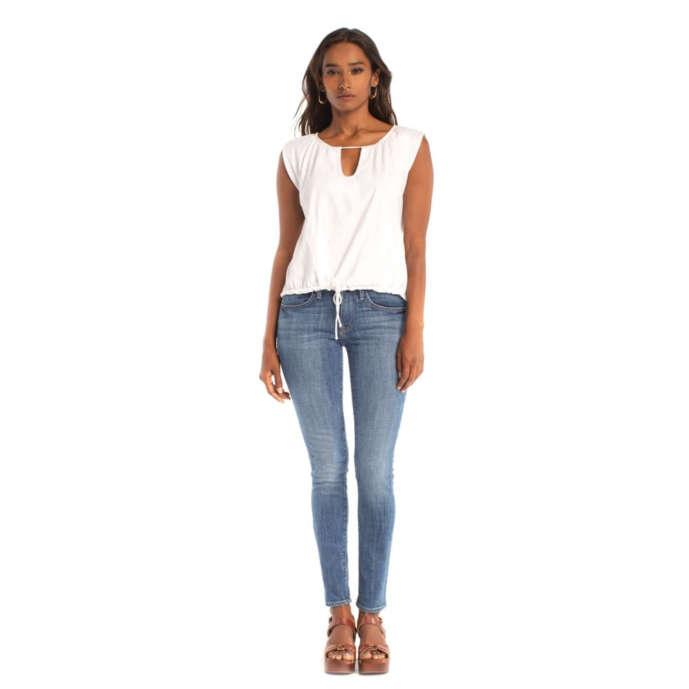 S Sweet Spot Top - White / X-Small - Clothing