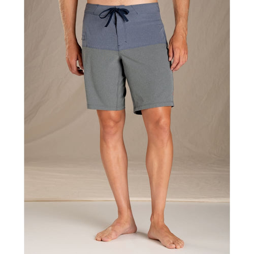 T&C Boardshort Cetacean - Deep Navy / 30 - Clothing