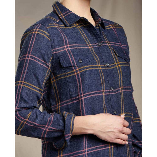T&C Flannel Re-Form - Clothing