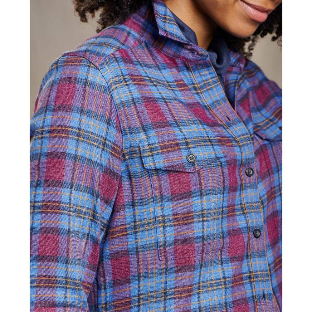 TC Flannel Re-Form - Clothing