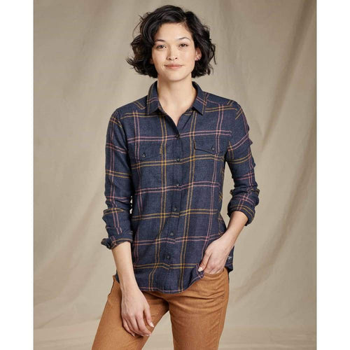 T&C Flannel Re-Form - Navy / X-Small - Clothing