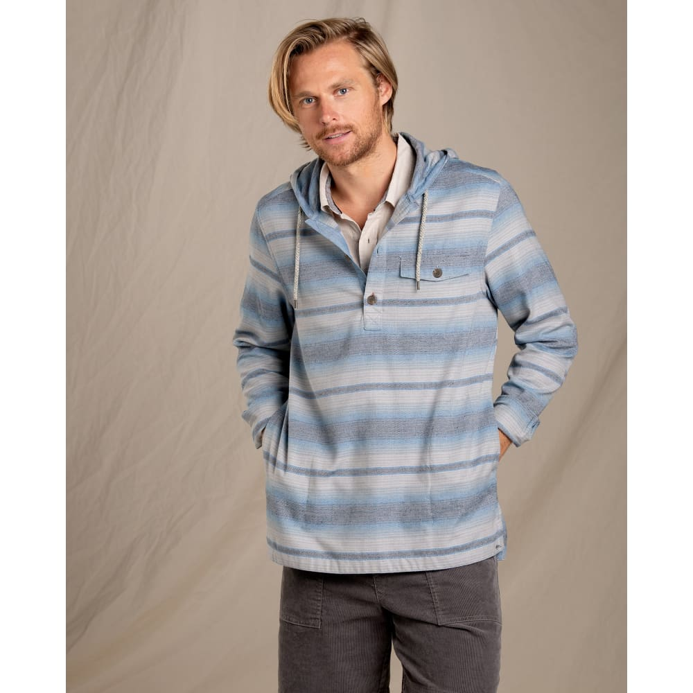 T&C Hoodie Barrel House - Light Ash / Small - Clothing