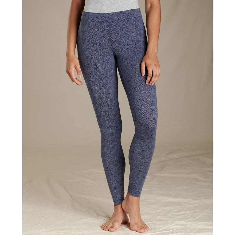 T&C Leggings - Navy / X-Small - Clothing