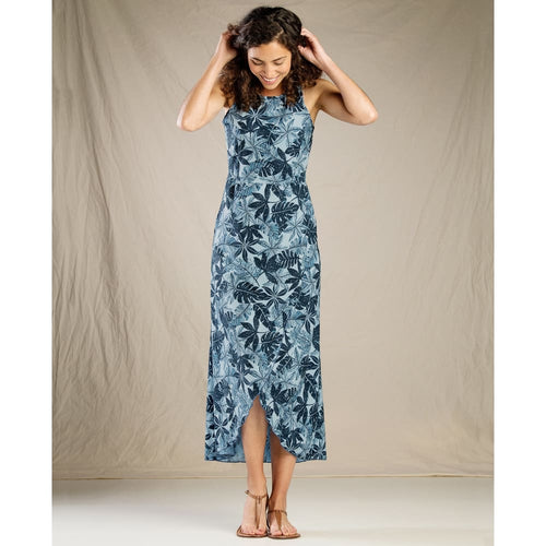 T&C Maxi Dress Sunkissed - Deep Navy / X-Small - Clothing