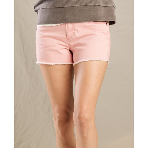 T&C Shorts Rose - 2 / Beach Rose - Clothing