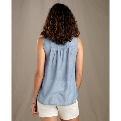 T&C Tank Airbrush Popover - Clothing