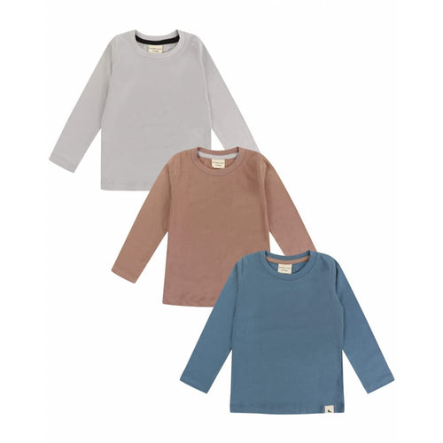 TL 3-Pack Layering Top - Multi / 4-5 Years - Clothing