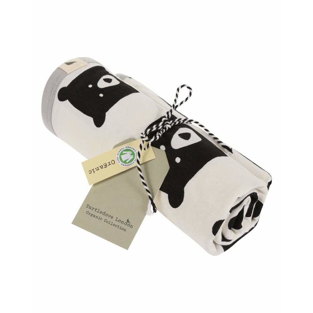 TL Blanket - Black/White / O/S - Accessories