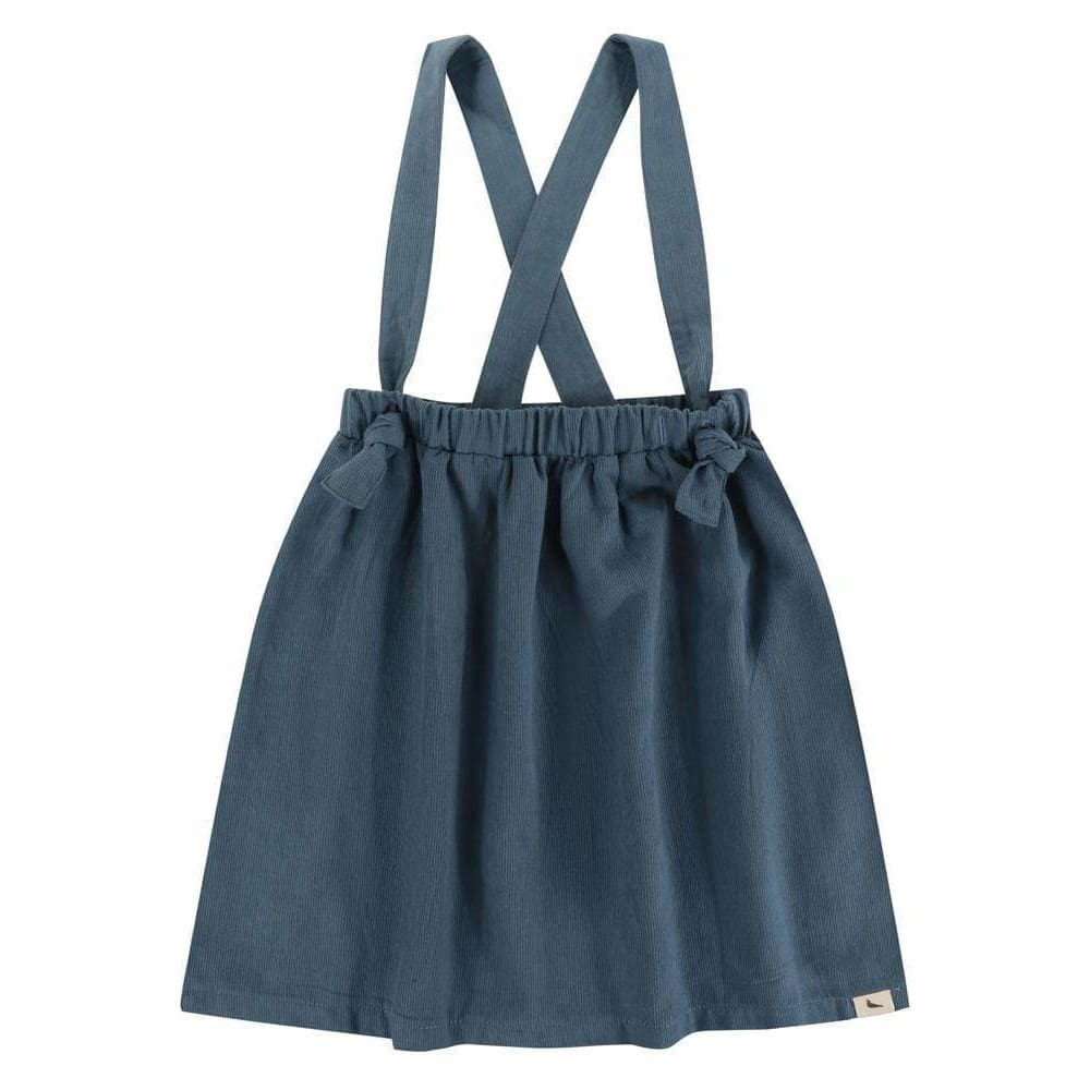 TL Cord Bracer Skirt - Blue / 1-2 Years - Clothing