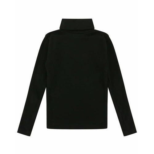 TL Layering Top - Roll Neck - Black / 1-2 Years - Clothing