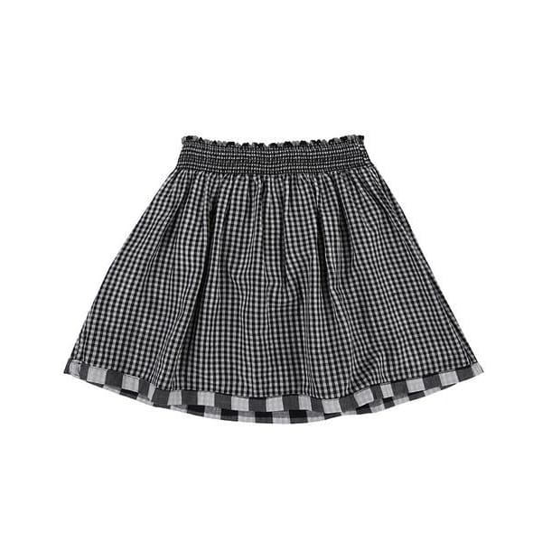 TL Skirt Check Reversible - Clothing