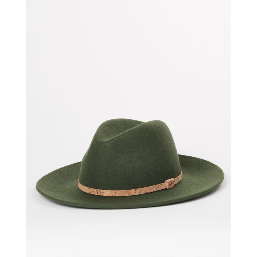 TT Festival Hat - Olive Green / One Size - Accessories