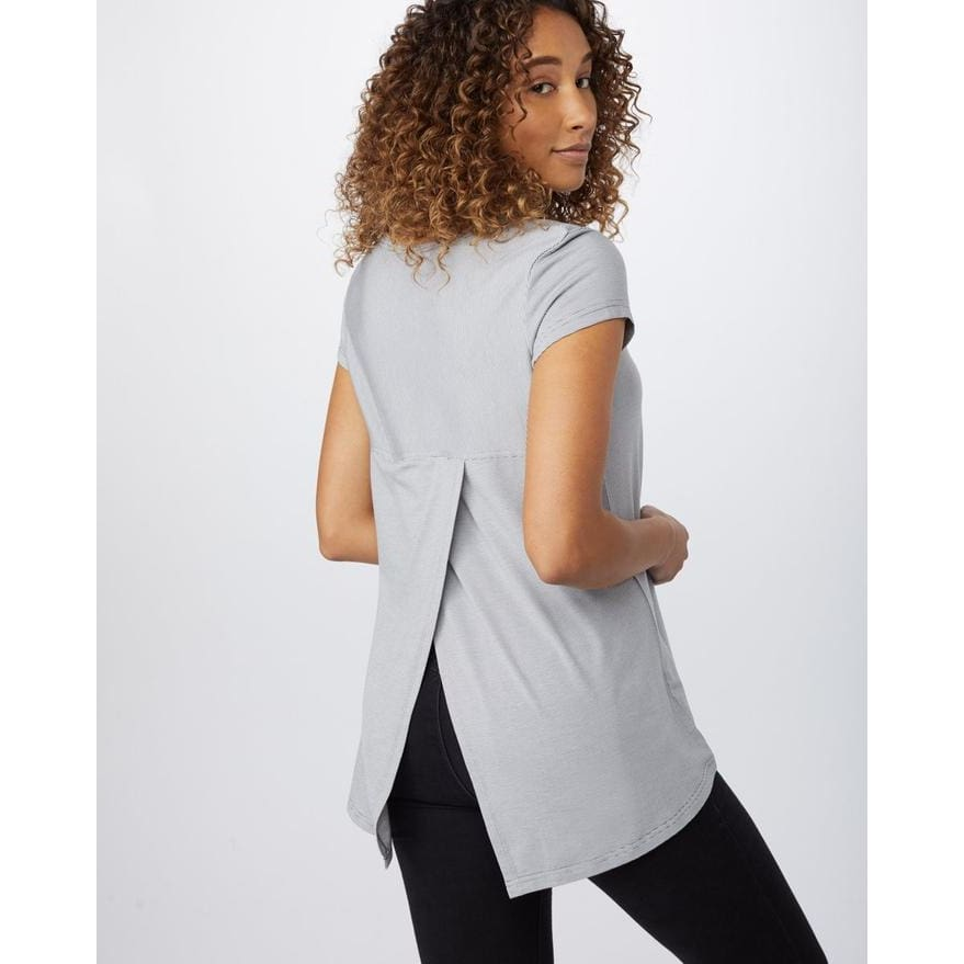 TT Goji Scoop Neck Tee - Clothing
