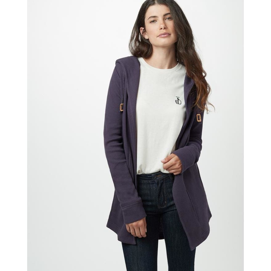 TT Ivy Cardigan - Purple / X-Small - Clothing