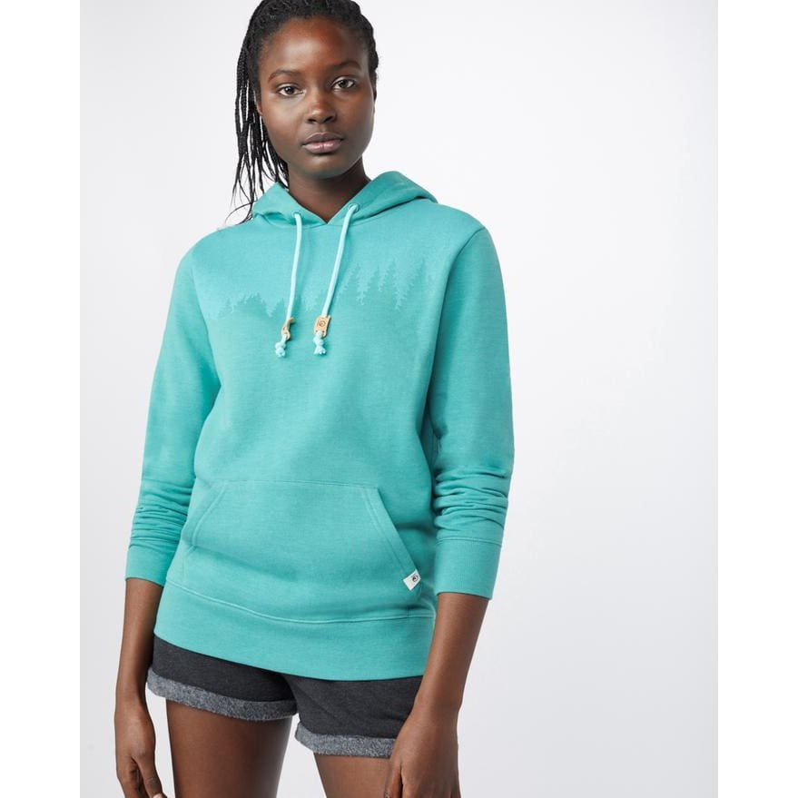 TT Juniper Hoodie - Agate Green / X-Small - Clothing