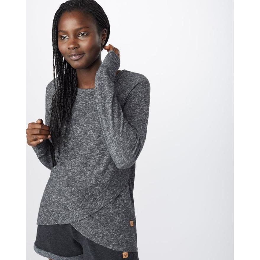 TT Sweater Cross Neck Acre - Clothing