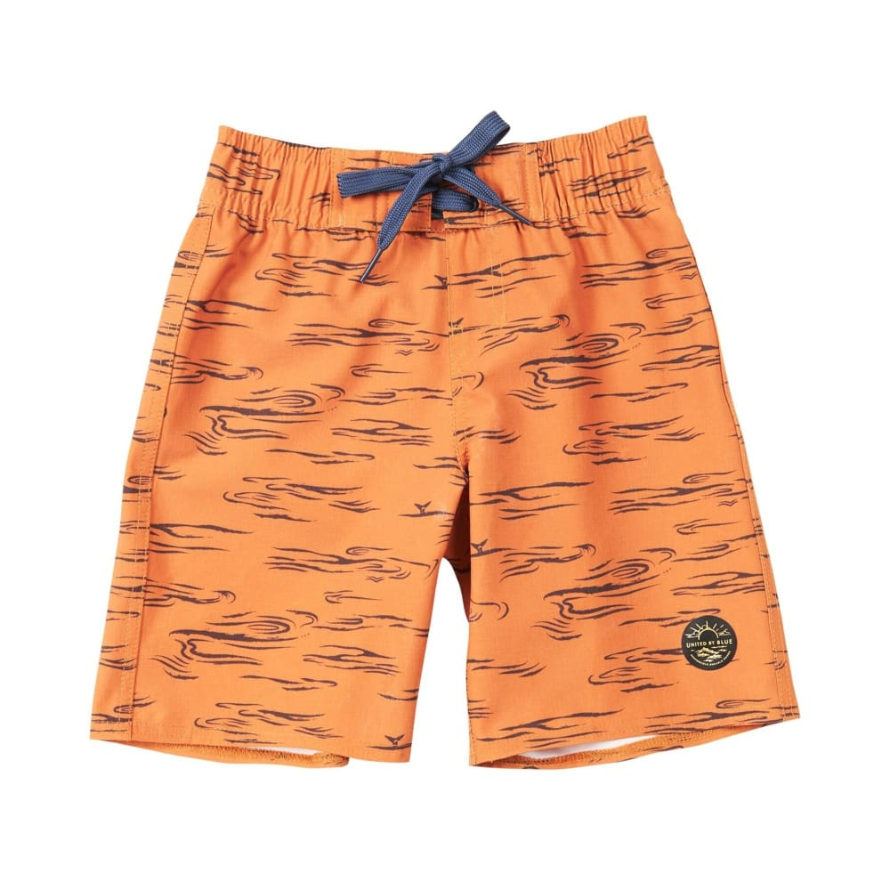 UB Board Short Boys - Big Fish / 2T - Clothing