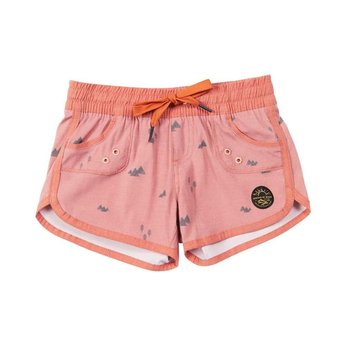 UB Board Short Girls - Peaks and Pine / 2T - Clothing