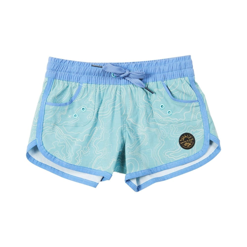 UB Board Short Girls - Topography / 2T - Clothing
