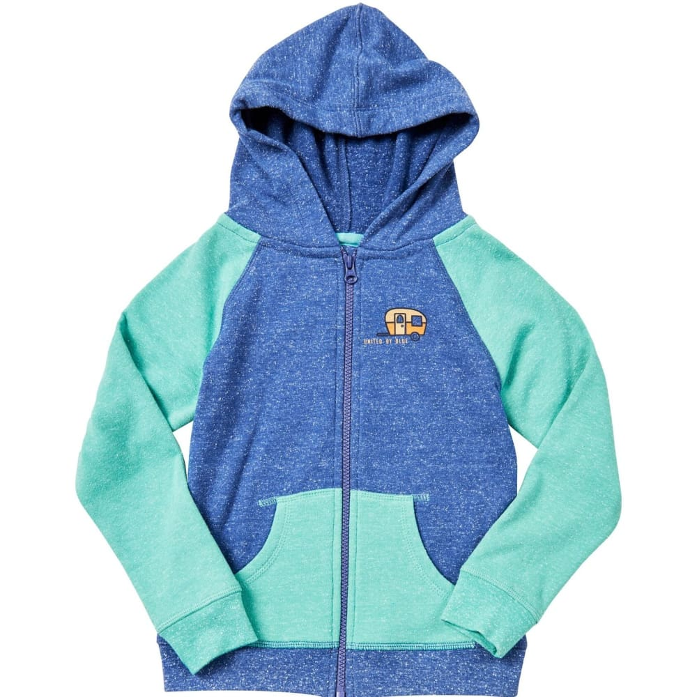 UB Hoodie Adventure Awaits Youth - Blue/Teal / S - Clothing