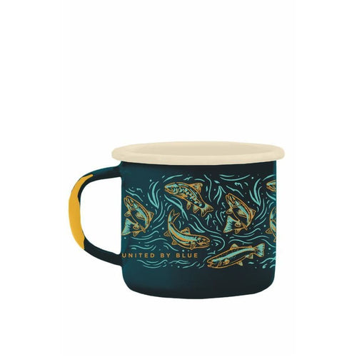 UB Mug Enamel - Teal - Accessories