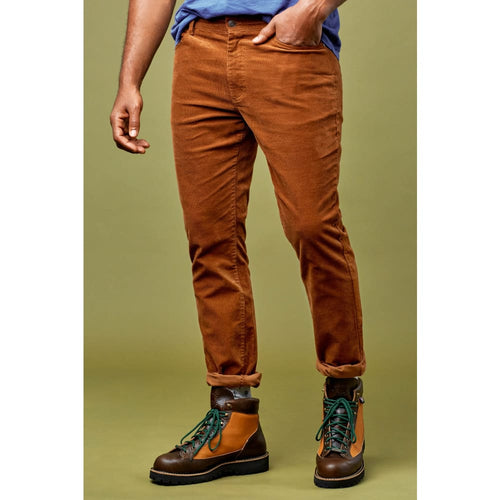UB Pants Corduroy - Brown / 30 - Clothing