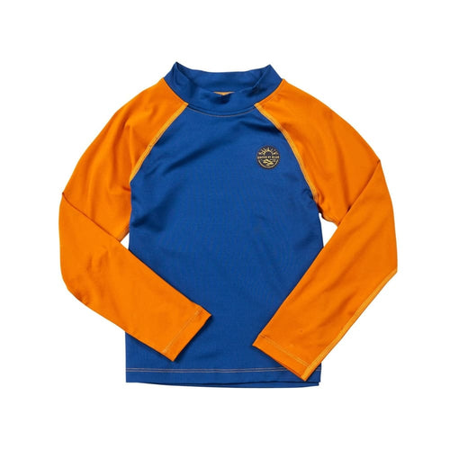 UB Rash Guard - Orion Blue / 2T - Clothing