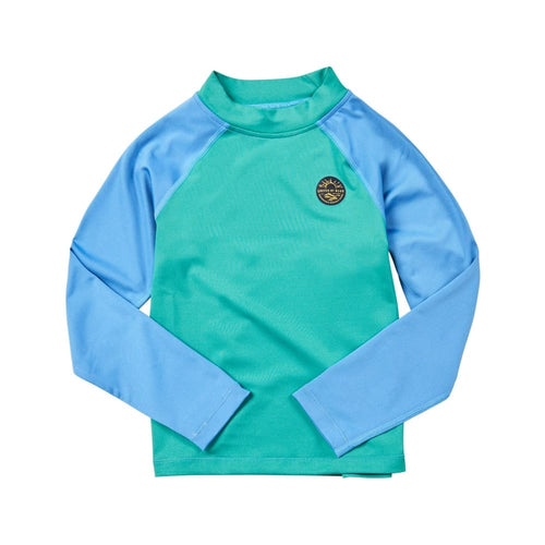 UB Rash Guard - Sea Green / 2T - Clothing