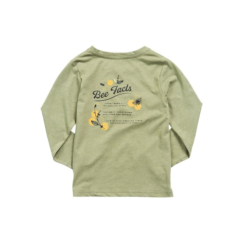 UB Shirt Long Sleeve Honey Bee Youth - Clothing