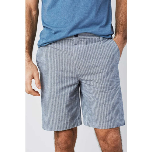 UB Shorts Selby - Navy Stripe / 32 - Clothing