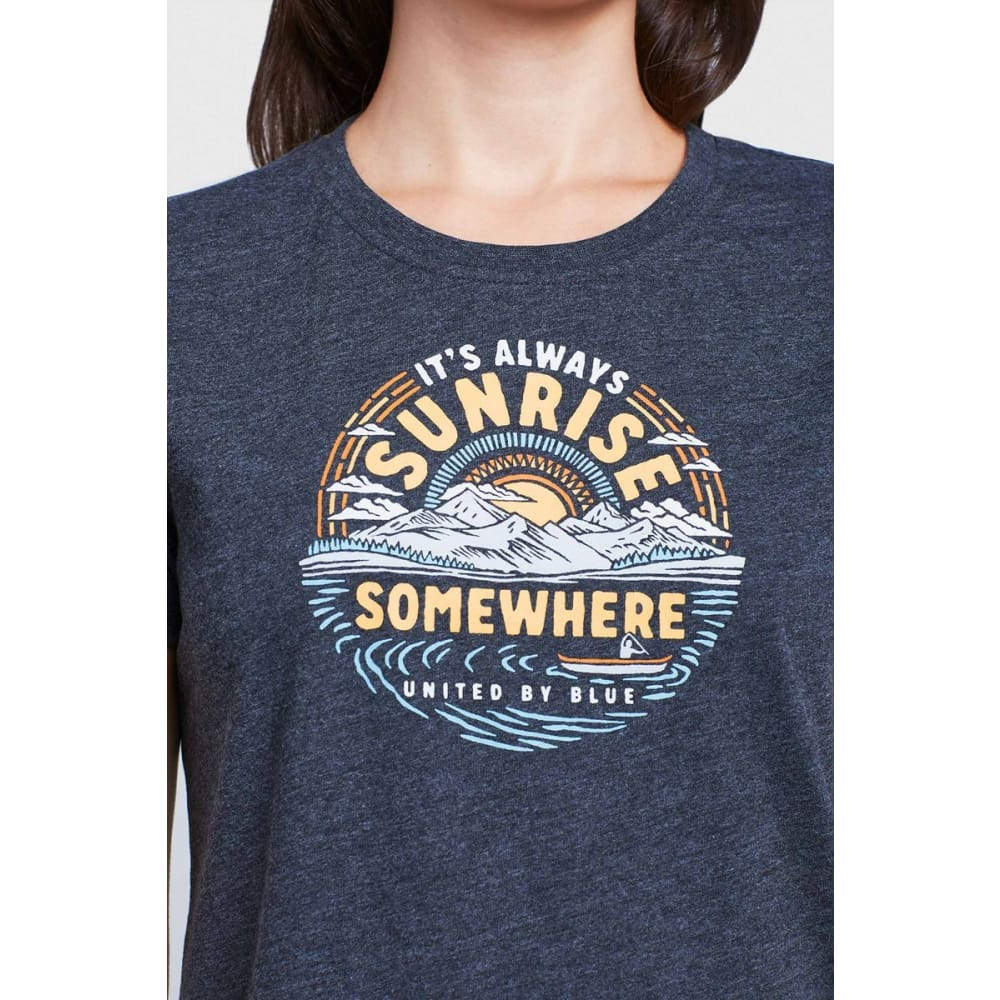 UB Sunrise Somewhere Tee - Clothing