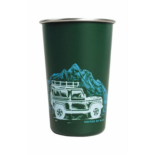 UB Tumbler Stainless Mobil - Green - Accessories