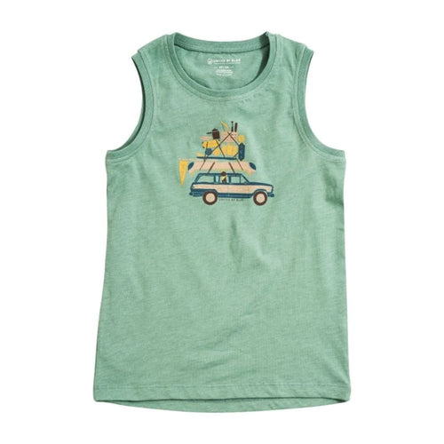 UB Youth Tank Places Youll Go Boys - 2T - Clothing