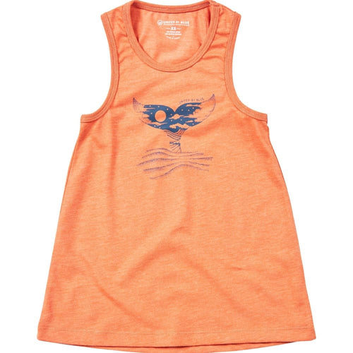UB Youth Tank Wave Dreamer Girls - Orange / 2T - Clothing