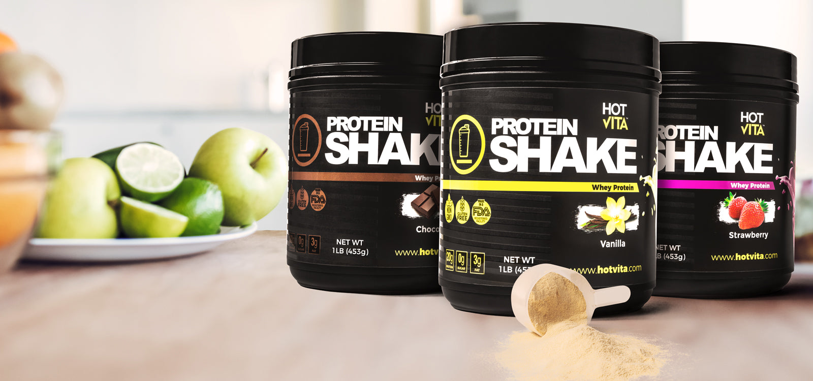A beginner's guide to protein shakes - Hot Vita Blog