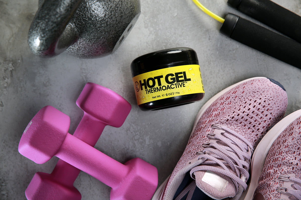 Thermo boost for your workouts! - Hot kit - Hot Vita