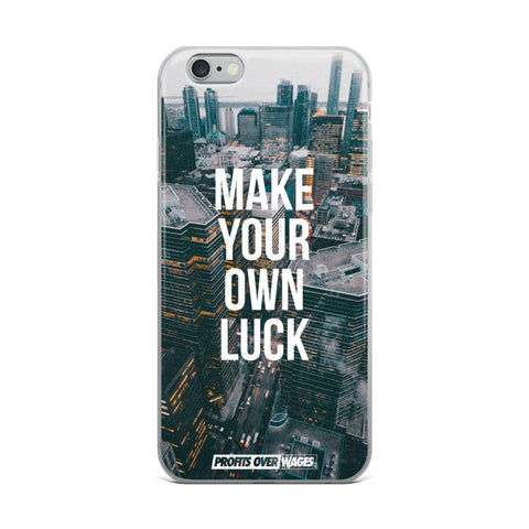 Make Your Own Luck - iPhone