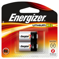 Energizer CR2 Lithium 3v Battery CR17355 EL1CR2 DLCR2 FRESH (2-Pack) - (Exp. 2027)