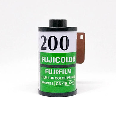 Fuji Fujicolor 200 35mm Film CA 135-24 Fujifilm Color Print (Single Roll) Exp. 01/2010