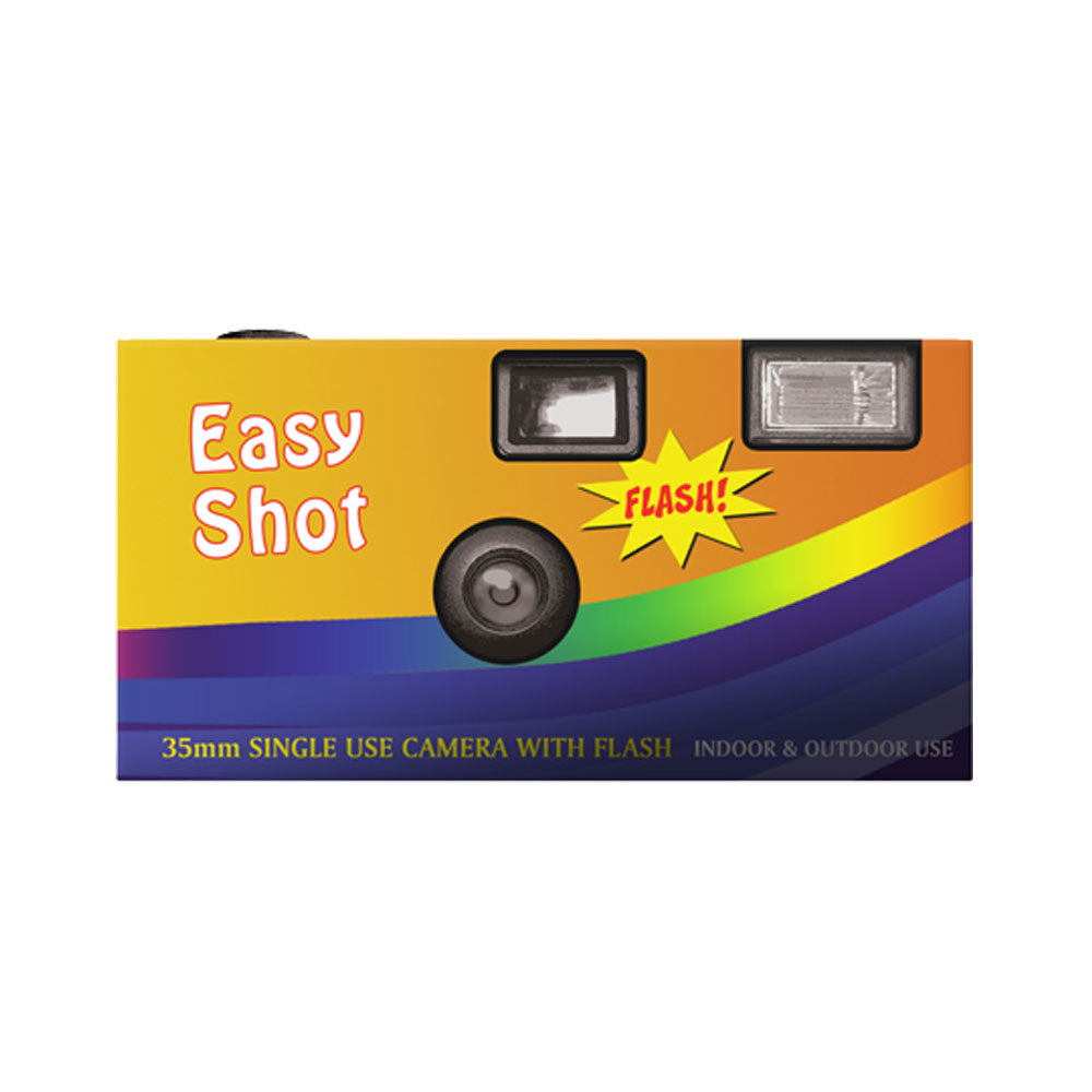 EasyShot 35mm Disposable Camera Film Expired Vintage Single Use One Time